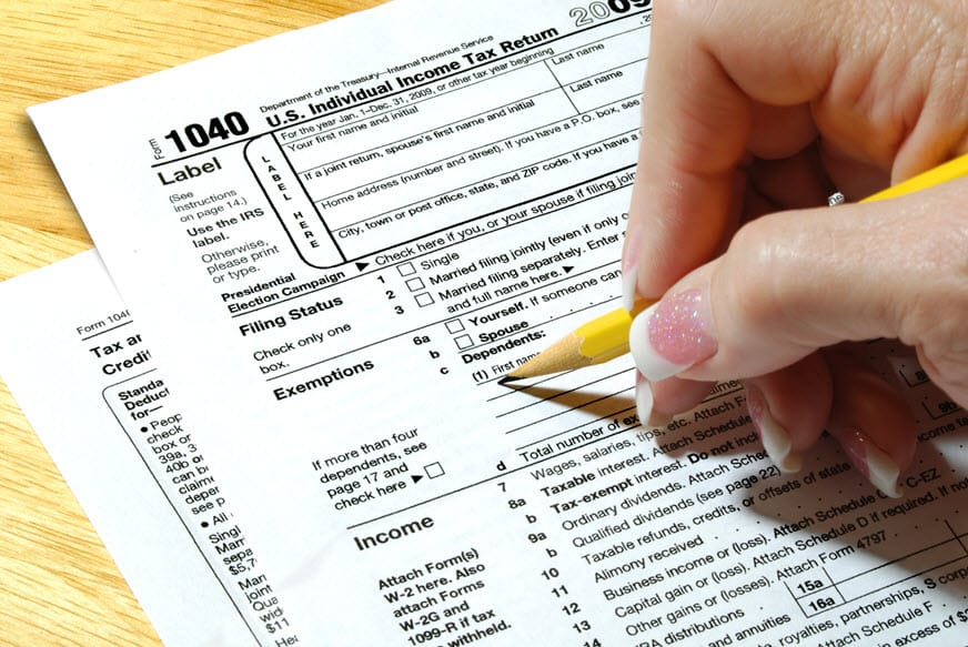 Tax Tips for Individuals